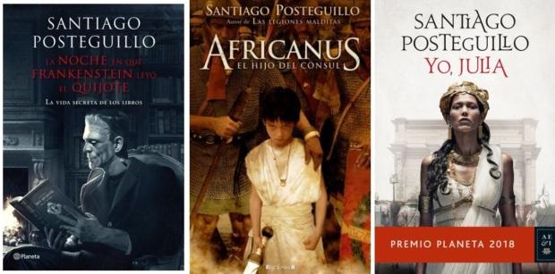 28 Spanien, Ehrengast Gastland Frankfurter Buchmesse 2021 - Santiago Posteguillo