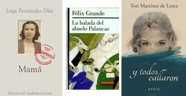 30 Spanien, Ehrengast Gastland Frankfurter Buchmesse 2021 - Jorge Fernandes Diaz, Felix Grande, Toti Martinez de Lezea