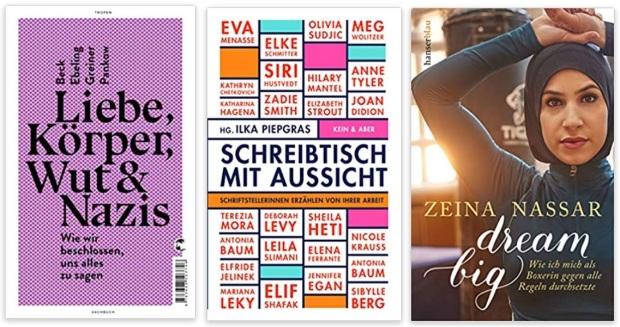 31 2020 Bücher des Jahres, Sachbücher des Jahres - Beck Ebeling Greiner Pankow, Ilka Piepgras, Zeina Nassar