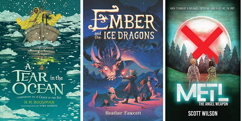 31 2020 Jugendbuch Kinderbuch Young Adult - H.M. Bouwman, Heather Fawcett, Scott Wilson