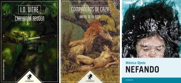 33 Spanien, Ehrengast Gastland Frankfurter Buchmesse 2021 - Caryanna Reuven, Rafael de la Rosa, Monica Ojeda