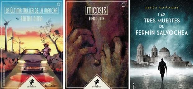 34 Spanien, Ehrengast Gastland Frankfurter Buchmesse 2021 - Enerio Dima, Jesus Canadas