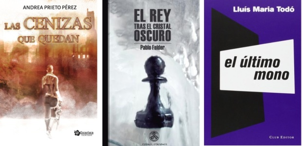 35 Spanien, Ehrengast Gastland Frankfurter Buchmesse 2021 - Andrea Prieto Perez, Pablo Felder, Lluis Maria Todo