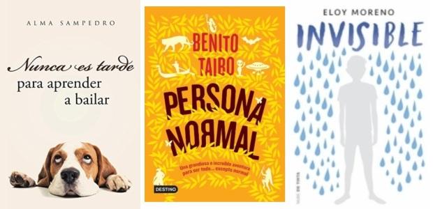 36 Spanien, Ehrengast Gastland Frankfurter Buchmesse 2021 - Alma Sampedro, Benito Taibo, Eloy Moreno