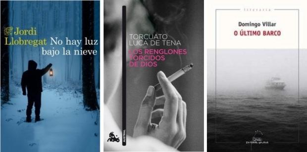 40 Spanien, Ehrengast Gastland Frankfurter Buchmesse 2021 - Jordi Llobregat, Torcuato Luca de Tena, Domingo Villar