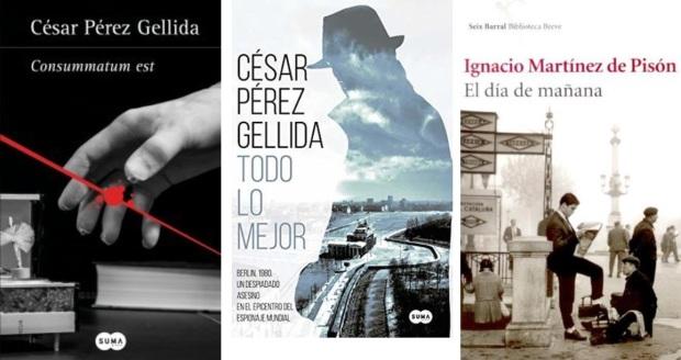 41 Spanien, Ehrengast Gastland Frankfurter Buchmesse 2021 - Cesar Perez Gellida, Ignacio Martinez de Pison