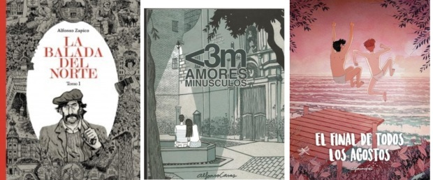 42 Spanien, Ehrengast Gastland Frankfurter Buchmesse 2021 - Comics Alfonso Zapico, Alfonso Casas
