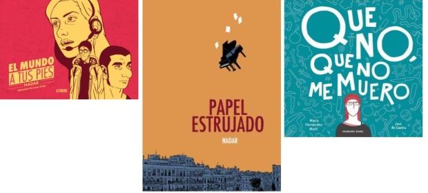 45 Spanien, Ehrengast Gastland Frankfurter Buchmesse 2021 - Comics Nadar, Maria Hernandez Marti