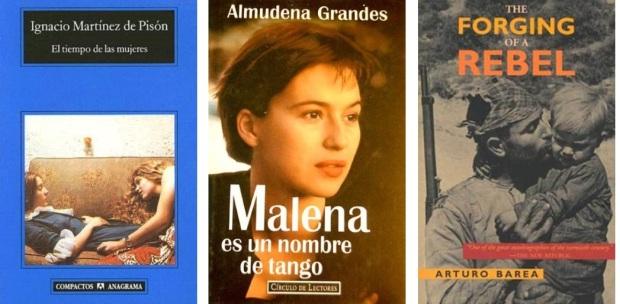 47 Spanien, Ehrengast Gastland Frankfurter Buchmesse 2021 - Ignacio Martinez de Pison, Almudena Grandes, Arturo Barea