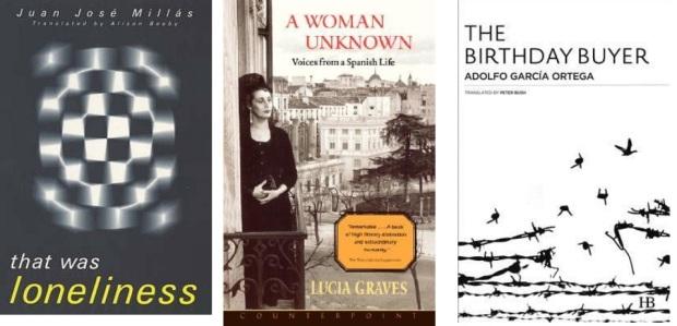59 Spanien, Ehrengast Gastland Frankfurter Buchmesse 2021 - Juan Jose Millas, Lucia Graves, Adolfa Garcia Ortega