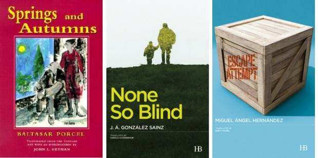 61 Spanien, Ehrengast Gastland Frankfurter Buchmesse 2021 - Baltasar Porcel, J.A. Gonzalez Sainz, Miguel Angel Hernandez.jpg