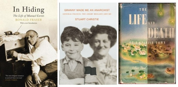 66 Spanien, Ehrengast Gastland Frankfurter Buchmesse 2021 - Ronald Fraser, Stuart Christie, Elliot Paul