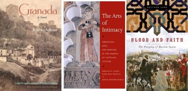 67 Spanien, Ehrengast Gastland Frankfurter Buchmesse 2021 - Radwa Ashour, Jerrilynn D. Dodds, Matthew Carr